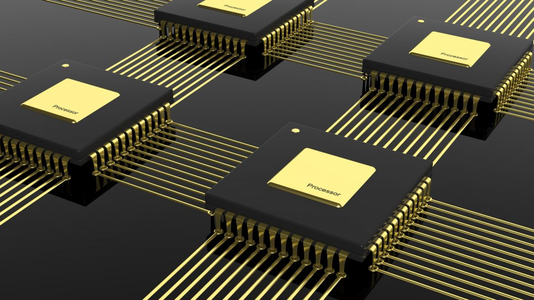 Photonic multi-chip integration