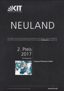KIT-Preis-NEULAND 2017
